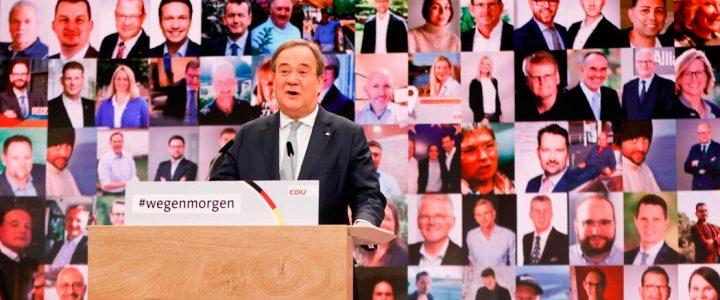 حزب آنگلا مرکل رهبر جدیدی را انتخاب می کند