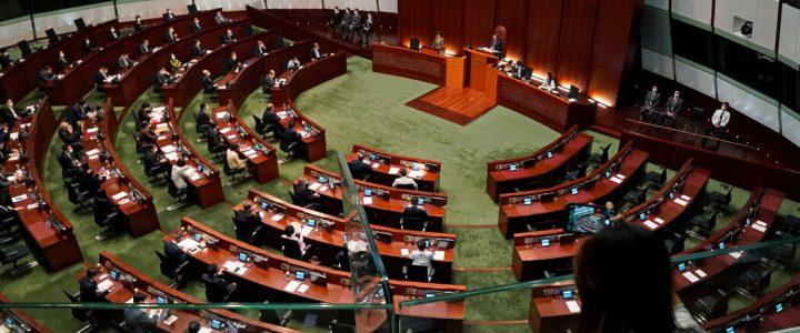 در هنگ کنگ ، یک حزب جدید خواستار ثبات است (و سو susp ظن ها را ایجاد می کند)